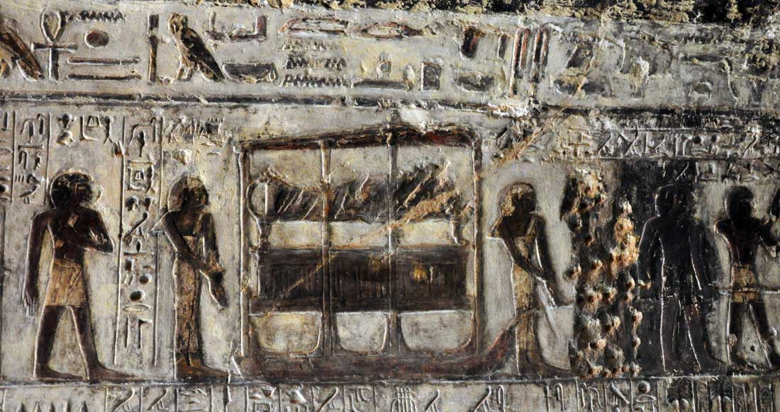 the ancient egyptian funeral procession essay Free ancient egyptian papers, essays the effects of ancient egyptian burial sites on the world today - looking at the ancient egyptian culture.