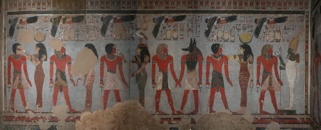 Amenhotep Iii Kv22 Or Wv22